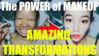 Most Touching Makeup Transformations 💖 The Power of asian Makeup Compilation