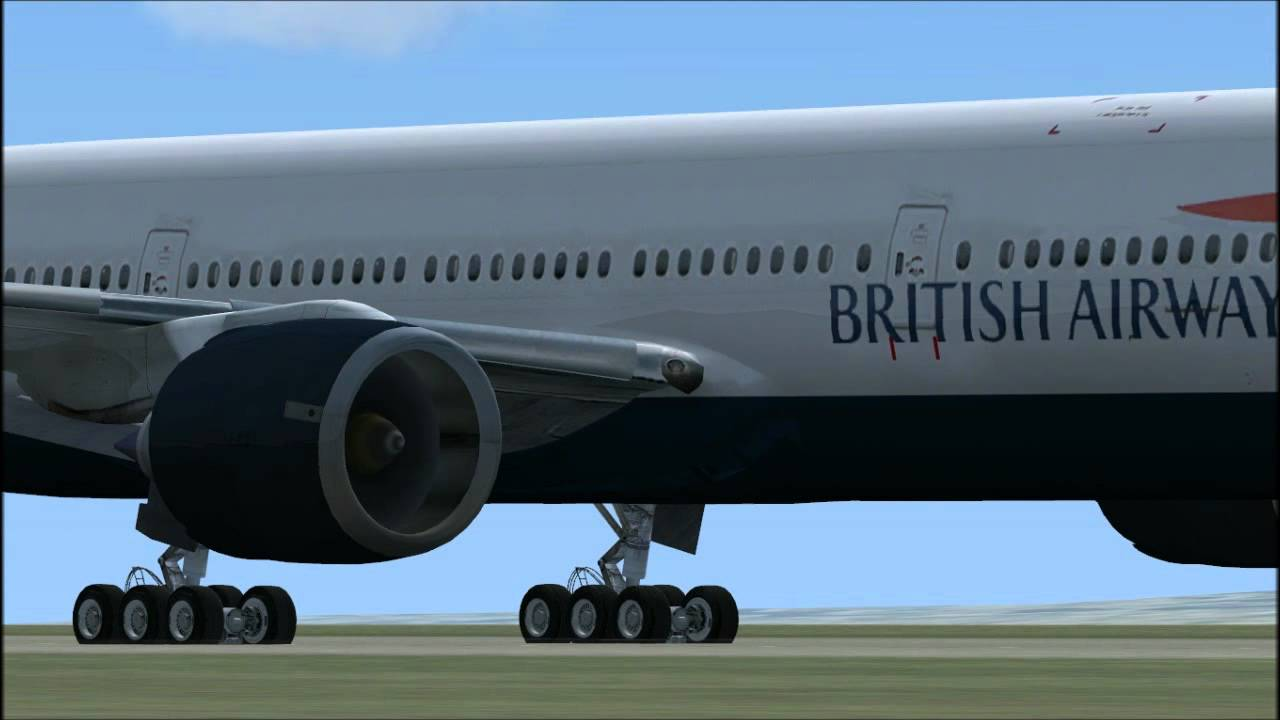 Wilco Feel There Boeing 777 FSX