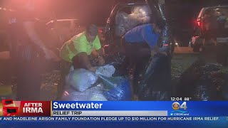 Sweetwater Police Donate Items To Keys thumbnail
