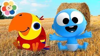 'Mis Amigos Coloridos' - Googoo y Pandilla de Colores Juegan y Aprenden | BabyFirst Español