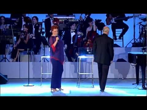 Gino Paoli & Ornella Vanoni - Senza Fine ( lyrics_IT_BR @ Live) - HQ