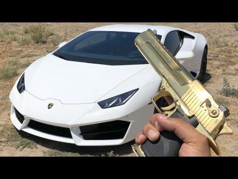 World's first Bulletproof Lamborghini