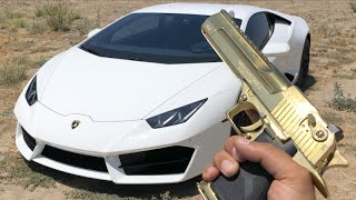 World's first Bulletproof Lamborghini