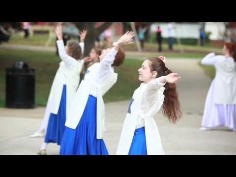 El shaddai dance team