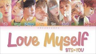 BTS (방탄소년단) – Answer : Love Myself [8 Members ver.] + You as member (Color Coded Han|Rom|Eng)