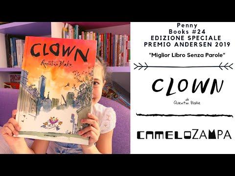 Clown di Quentin Blake | Penny Books Speciale Premio Andersen 2019
