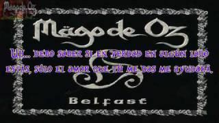 05 Mägo de Oz - Mujer Amante Letra (Lyrics)