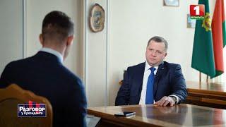 Разговор у Президента. Виталий Дрожжа. Лесное хозяйство.