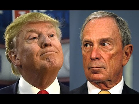 Michael Bloomberg RIPS TRUMP TO SHREDS