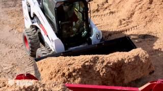 Video still for Loader Bucket Video | Bobcat Loader Attachments