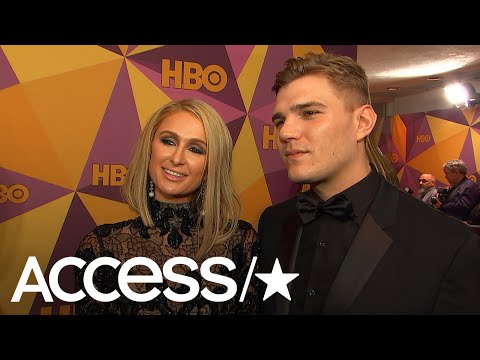 Paris Hilton & Chris Zylka Talk Wedding Details & That Romantic Ski Proposal | Access