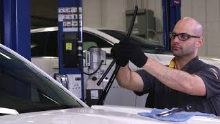 homepage tile video photo for Wiper Blades | Chevrolet Certified Service
