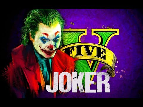 GTA V : Outfit Online  - Joker Joaquin Phoenix Outfit