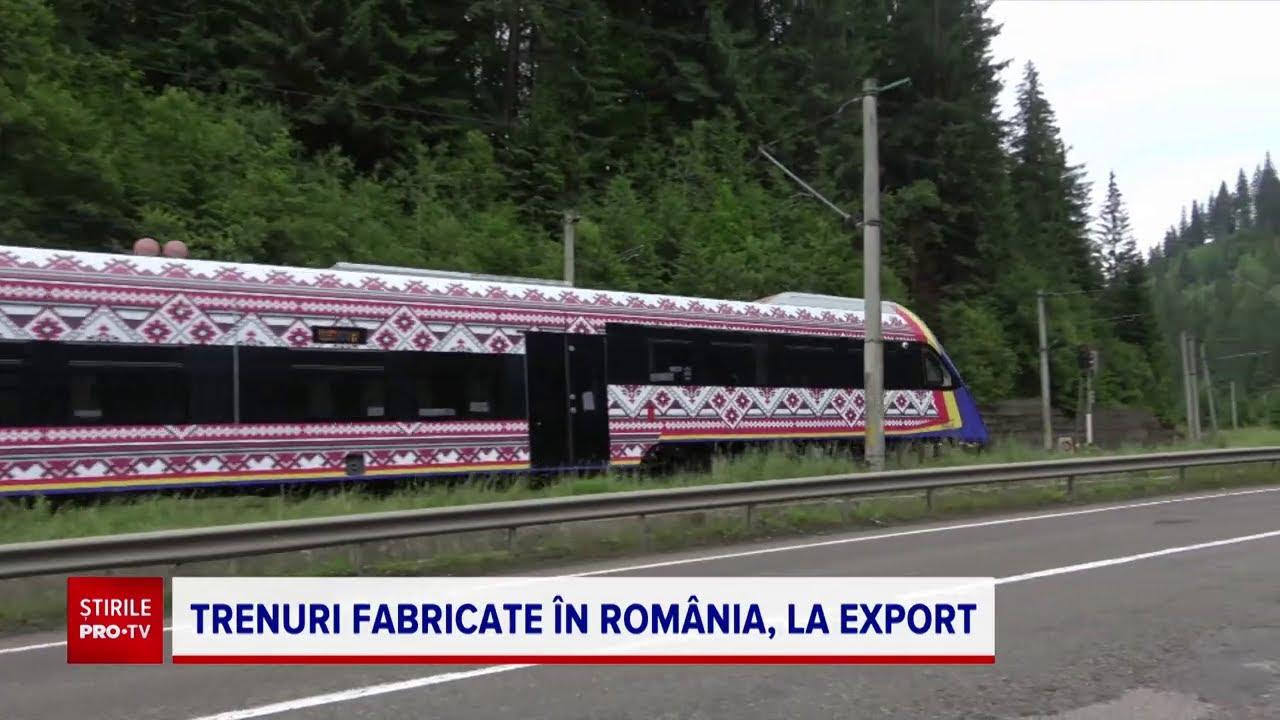Primul tren diesel românesc așteaptă să fie omologat. Costurile prototipului au ajuns la 5 milioane