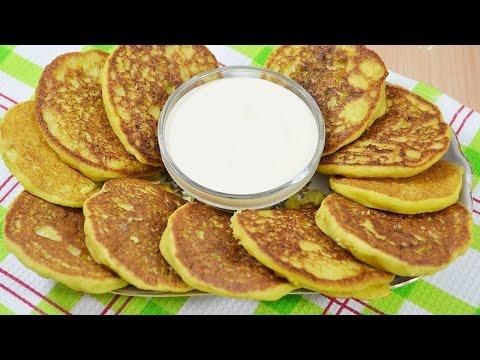 Оладьи из кабачков - рецепты с фото на  (37
