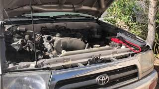 98 Toyota 4Runner Tdi ALH MTDI
