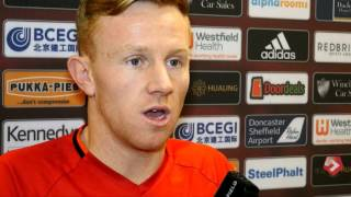 Mark Duffy on Bolton game