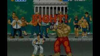 Street Smart Completed No Death Hardest Karateka Arcade