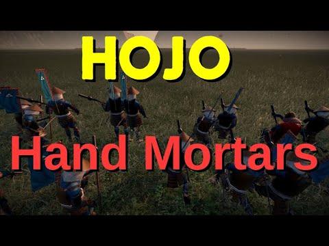 Hojo Hand Mortars are Useless (Almost) - Total War: Shogun 2  