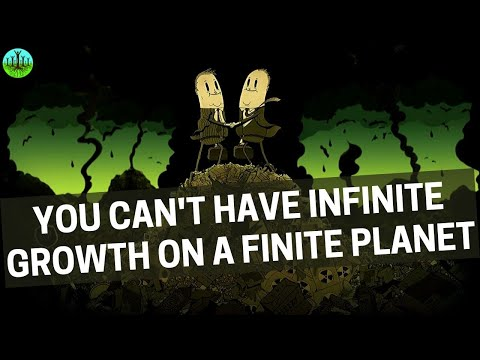 You Cant Have Infinite Growth On A Finite Planet