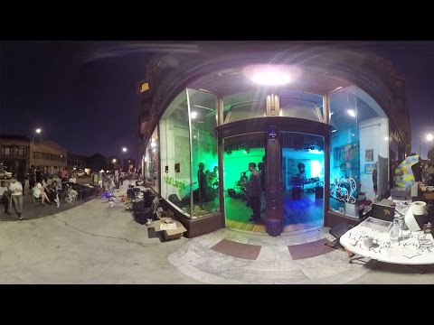 360 Video | Saturday Night In America: Oakland