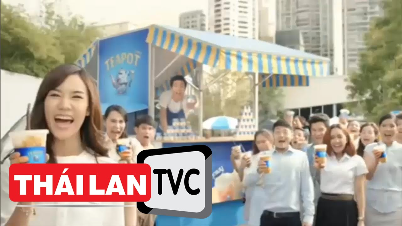 [ ThailanAd ] TVC TEAPOT MILK - FN THAILAND