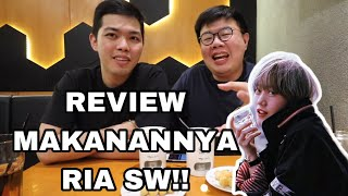 RIA SW STREET FOOD... REVIEW!!!
