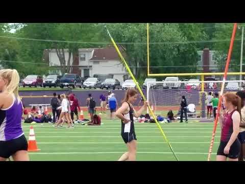 Emari Grimes School Record 400m 56 19