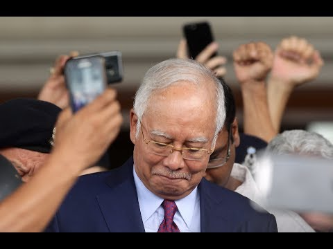 Najib after GE14 – trial awaits