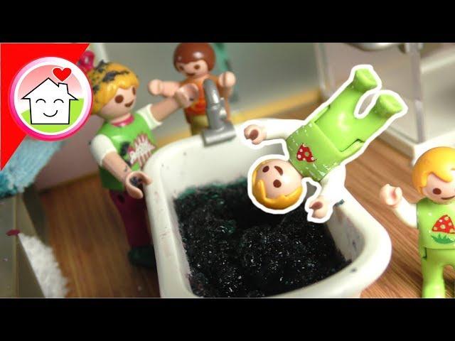 Playmobil Film deutsch - Schleim Geschichten mit Anna und Lena - Familie Hauser MegaPack Kinderfilm
