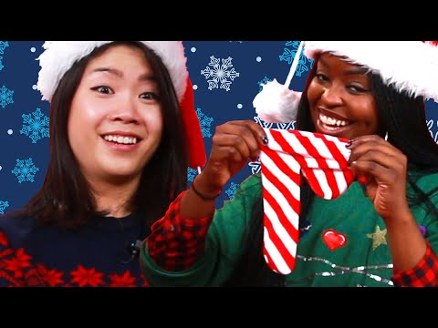 Awkward People Unbox Holiday Sex Toys