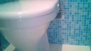 видео Унитаз Cersanit TRENTO TR011 3/6 сиденье ПЛАСТИК мульти-лифт