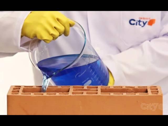 Qual bloco isola melhor a temperatura e a umidade