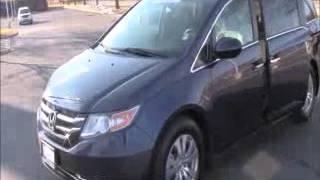 Certified Used 2014 Honda Odyssey EX for sale at Honda Cars of Bellevue...an Omaha Honda Dealer!