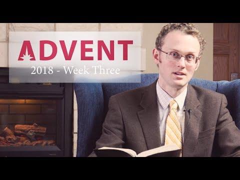 Sterling College Advent Devotional 2018 - Dr. Glenn Butner