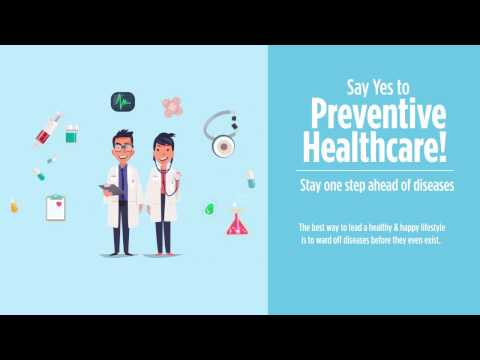 Say Yes to Preventive Healthcare