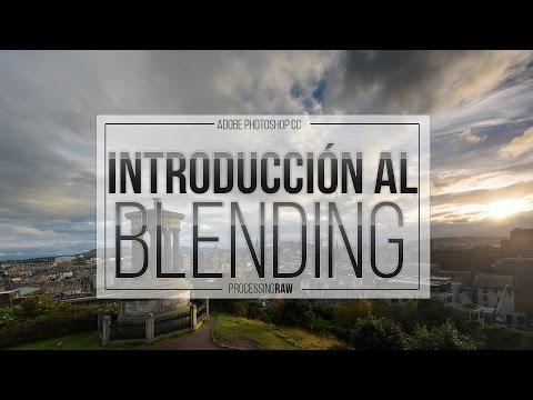 Introducción al blending de imágenes usando máscaras de luminosidad