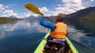 The Best of Glacier National Park in One Week- Filmed with GoPro