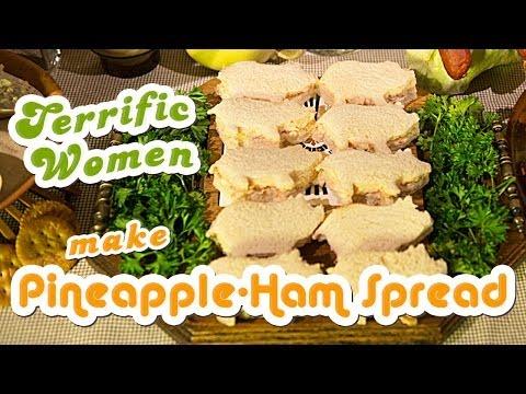 Pineapple Ham Spread!