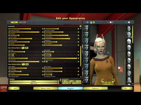 Star Trek Online Kidnapped From The 23RD to The 25TH Century