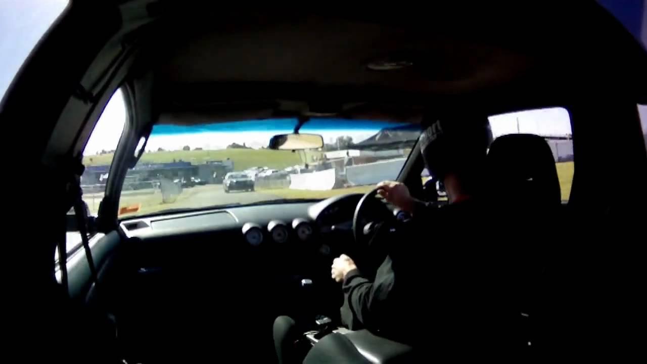 Drifting A At Eastern Creek Youtube