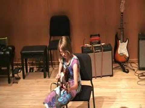 Celia Rose Guitar-a-Thon