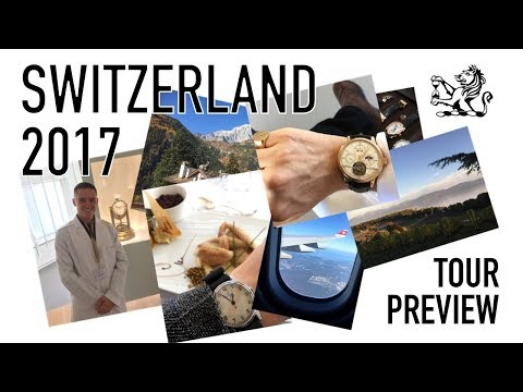 A Preview Of My Switzerland Tour - Loves, Regrets & How It Has Changed My Perception Of Watches