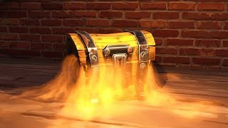 Secret Chests in Fortnite Battle Royale!! Ps4, Xbox One and PC