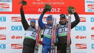 Sprint Männer Antholz 2011