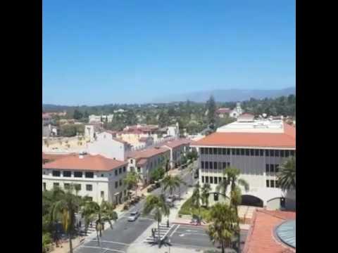 Santa Barbara County Courthouse!