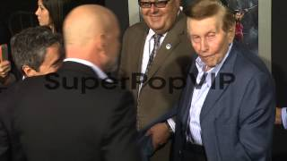 Sumner Redstone at G.I. Joe: Retaliation Los Angeles Prem...
