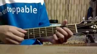 Hướng dẫn guitar SAY YOU DO   Tiên Tiên