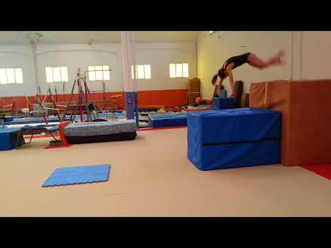 Tutorial rondata flic al pignone ginnastica artistica