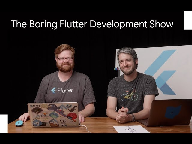 Testing, JSON serialization, and immutables (The Boring Flutter Development Show, Ep. 2)